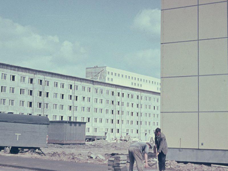 Aufbau 1. WK - 1966