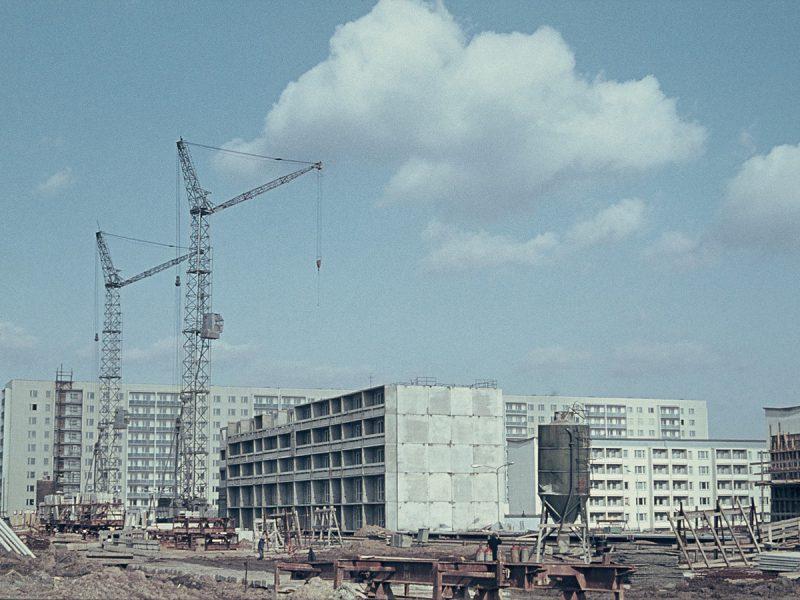 Bau Block 10 - 1967