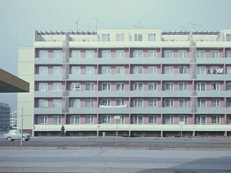 Blick zu 216 - 1972