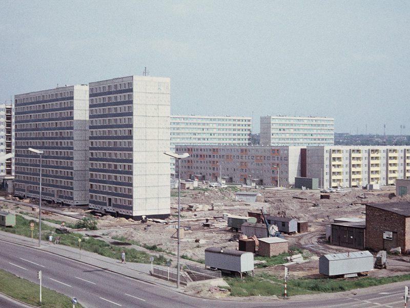 Kreuzung (An der Feuerwache) - 1974