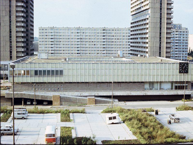 Hauptpost Zentrum - 1984