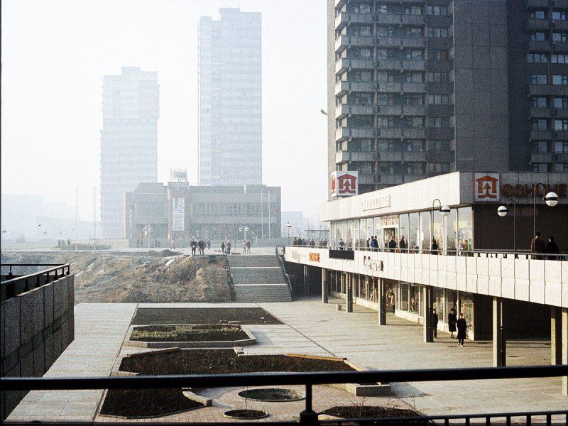 Stadtzentrum - 1983