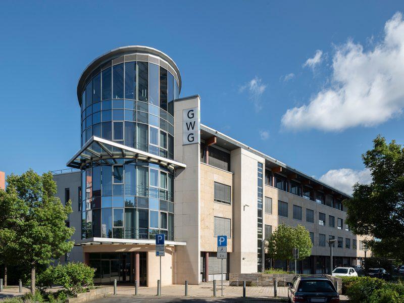 GWG-Hauptgebäude