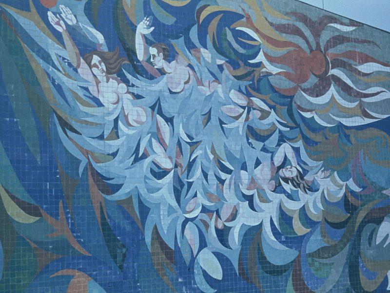 Das alte Mosaik