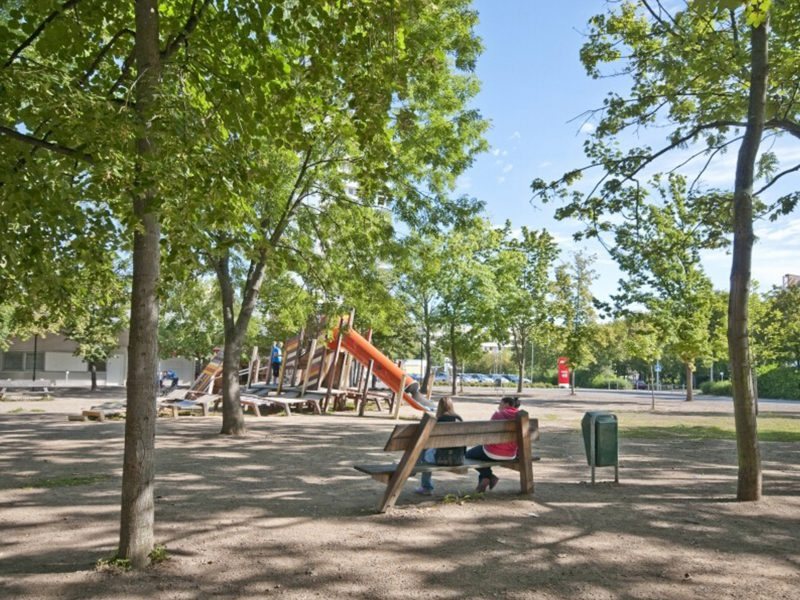 Spielplatz Am Tulpenbrunnen