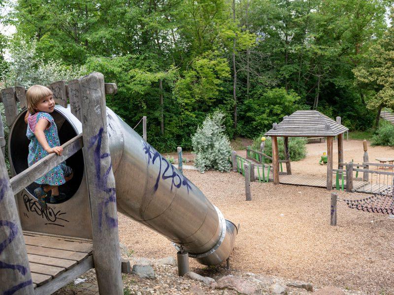 Spielplatz am Kleinen Teich